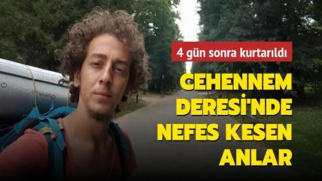 Son dakika haberi: Karaman'da kayıp Ege Kabalak kurtarıldı