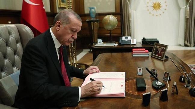 Başkan Erdoğan imzaladı: TCDD İşletmesi Genel Müdürlüğüne yeni atama