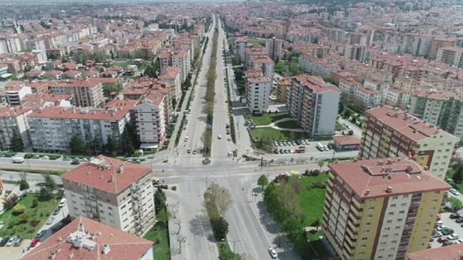Eskişehir Tepebaşı'nda 290 bin TL'ye icradan satılık 2+1!