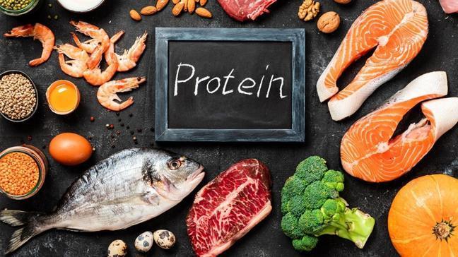 """Uzmanlar uyardı: """"Vücudun ihtiyacı kadar protein alınmalı"""""""