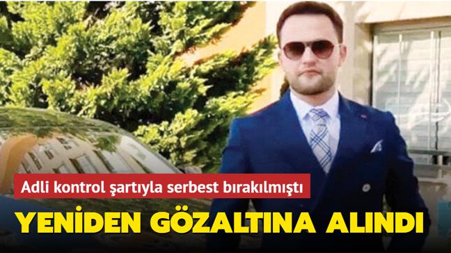 Kürşat Ayvatoğlu yeniden gözaltına alındı
