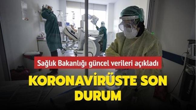 Sağlık Bakanlığı koronavirüste güncel verileri açıkladı... İşte 28 Mart koronavirüs tablosu