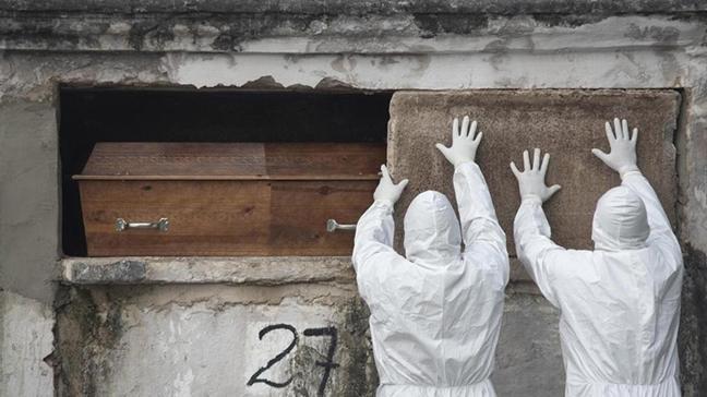Brezilya'da koronavirüs bilançosu ağırlaşıyor... Son 24 saatte 3 bin 400'den fazla can kaybı