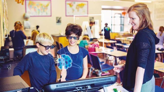Eğitimde dijital devrim: 3D ders, uzaktan sınav