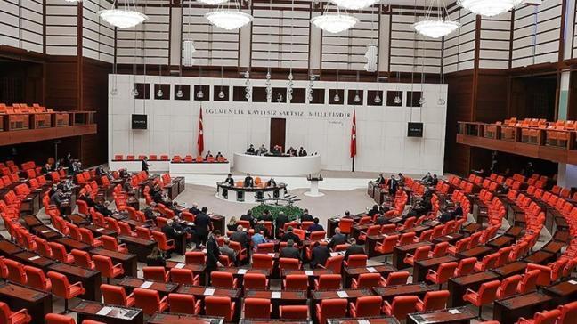 Mecliste bu hafta Güvenlik Soruşturması ve Arşiv Araştırması Kanunu Teklifi görüşülecek