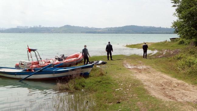 Seyhan Baraj Gölü kıyısında erkek cesedi bulundu