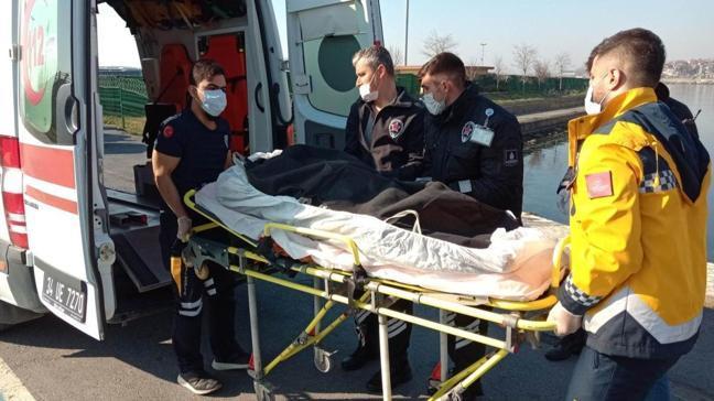 Yenikapı'da kadın cesedi bulundu: Üzerinden kimlik çıkmadı