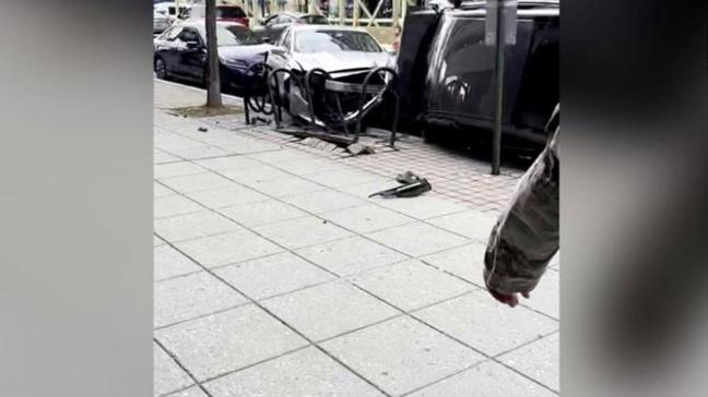ABD'de gasp girişimi... Şoför hayatını kaybetti
