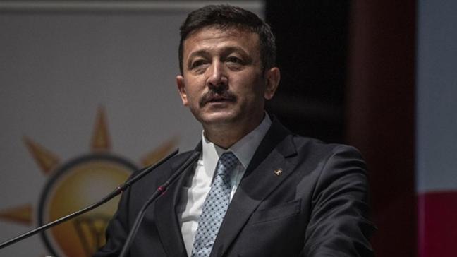 AK Parti Genel Başkan Yardımcısı Dağ: Kürşat Ayvatoğlu yakın ekibimde değil