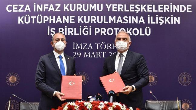 Bakan Gül Turizm Bakanlığı ile protokol imzalandığını duyurdu
