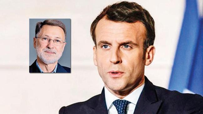 Fransız araştırmacı gerçekleri açıkladı: Macron'un Türkiye düşmanlığı 'siyasi araç'