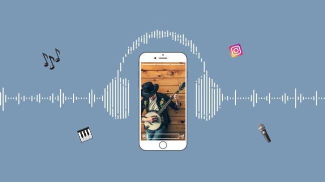 """Instagram'da müzik özelliği ile story nasıl yapılır"""" Instagram hikayelerine müzik nasıl eklenir"""""""