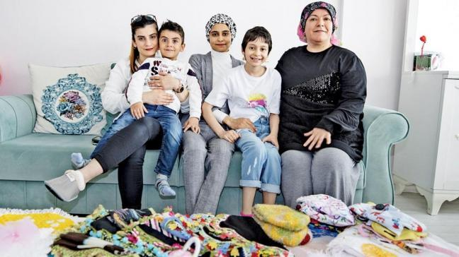 Onkolojide anne seferberliği