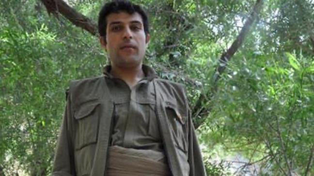 """Terör örgütü PKK'nın """"Renas Aydın"""" kod adlı teröristi etkisiz hale getirildi"""