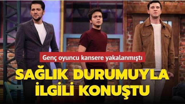 ÇGH 2'nin yıldızı Arif Güloğlu kansere yakalanmıştı... Sağlık durumuyla ilgili ilk açıklama geldi