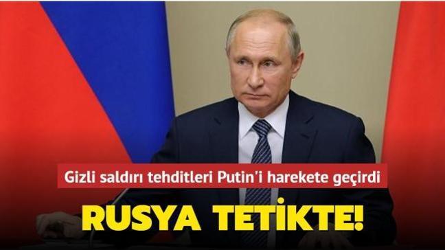 Putin'den 'küresel siber düzenleme' çağrısı