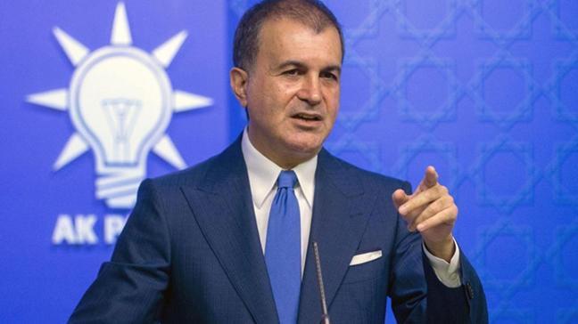 AK Parti Sözcüsü Ömer Çelik: Kılıçdaroğlu'nun seviyesiz ifadelerini kınıyoruz