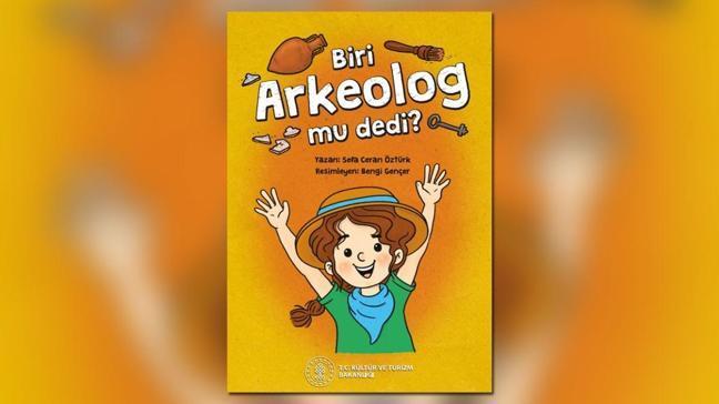 Çocuklar arkeolojiyle tanışacak