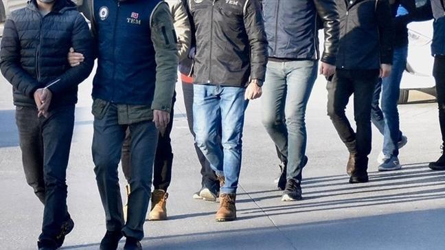 Deniz Kuvvetleri'nde FETÖ'den gözaltına alınan 19 kişi tutuklandı