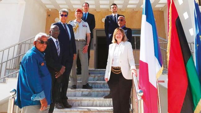 Fransa Türkiye sayesinde elçilik açtı