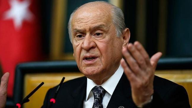 MHP lideri Devlet Bahçeli'den Kılıçdaroğlu'na sert sözler! 'HDP'nin ihanetini bir sen görmedin'