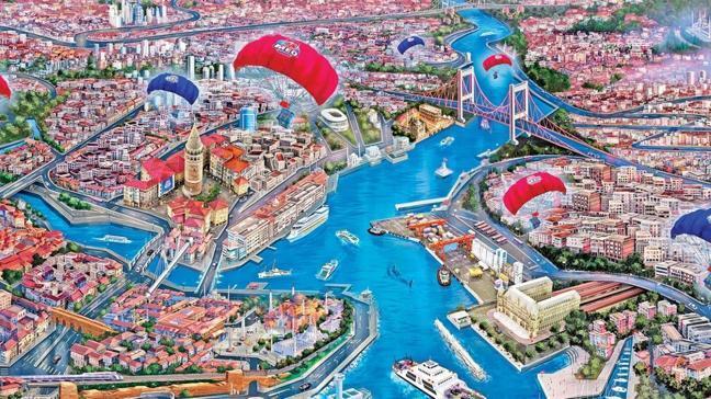 Mobil turnuvada buluştular! e-spor dünyası İstanbul'a ışınlandı