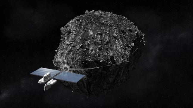 NASA 10 kentilyon dolarlık astroid için son montaja başladı