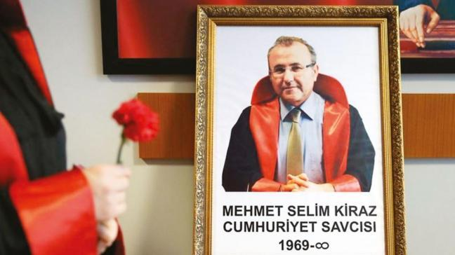 Şehit savcı Mehmet Selim Kiraz 6. yılında anılıyor