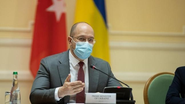 Ukrayna'dan Türkiye açıklaması: Ticaret hacmini ikiye katlama konusunda anlaştık