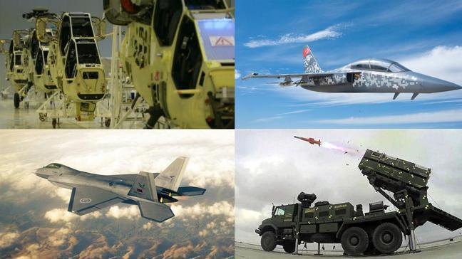 Türk savunma sanayiindeki gelişime entegrasyonun etkisi