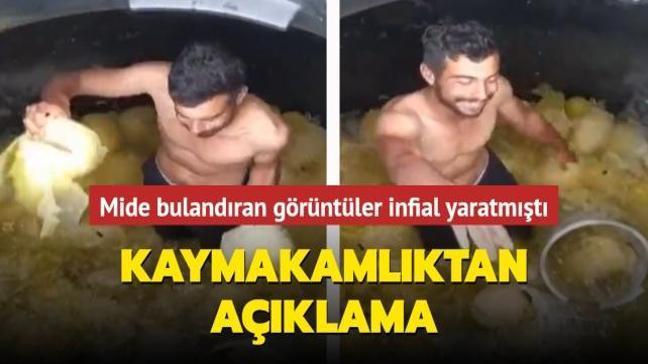 Turşu fabrikasındaki skandalın ardından Viranşehir Kaymakamlığı'ndan açıklama
