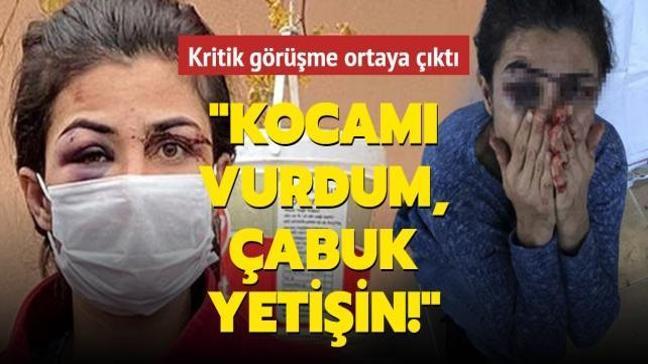 Melek İpek'in işkenceci kocasını öldürdükten sonra 112 ekibiyle yaptığı konuşma ortaya çıktı: Kocamı vurdum, çabuk yetişin!