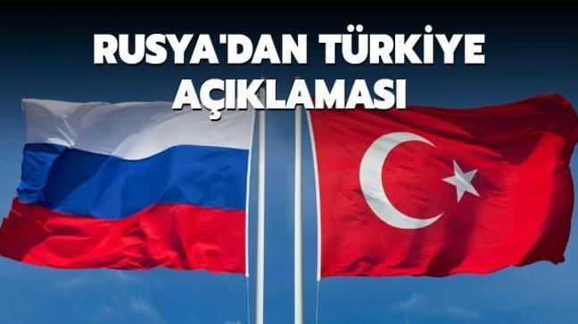 Rusya'dan Türkiye açıklaması: İlişkimiz doyurucu ve zengin