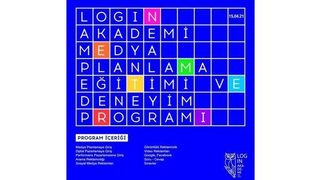 4. Login Akademi Programı başlıyor