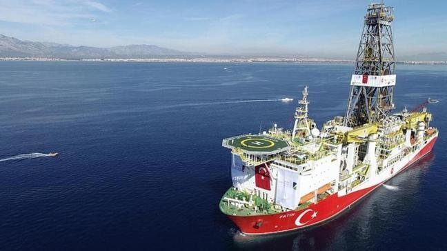 Fatih sondaj gemisi Türkali-2'deki çalışmalarını tamamladı