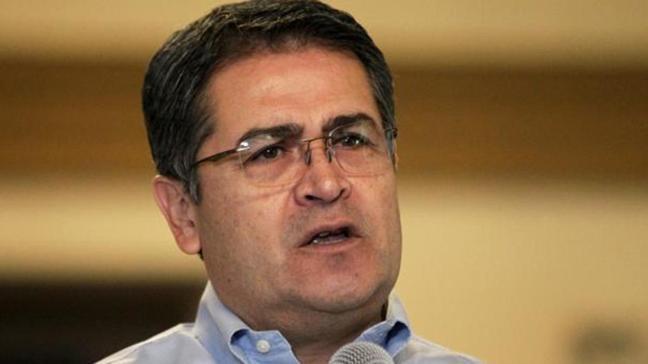 Honduras Devlet Başkanı'nın kardeşine ABD'de ömür boyu hapis