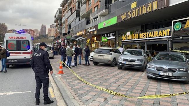 İstanbul Başakşehir'de silahlı kavga