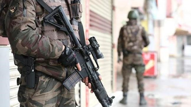 Mersin'de PKK/KCK operasyonu: 14 şüpheli yakalandı