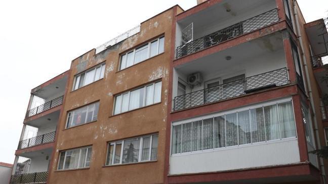 Ankara'da bir apartmana kayyum atandı