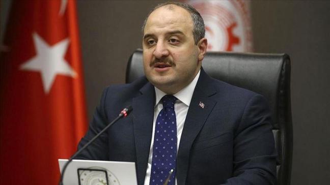 Bakan Varank: İmalat sanayisinde verilen destek karşılık buluyor