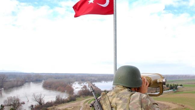 İpsala sınırında 4'ü FETÖ, 1'i PKK üyesi 10 kişi yakalandı