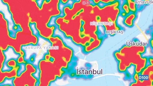 İstanbul 1.5 ayda 6'ya 1 ayda 4'e katlandı