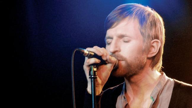 İsveçli şarkıcı Jay-Jay Johanson online PSM'de