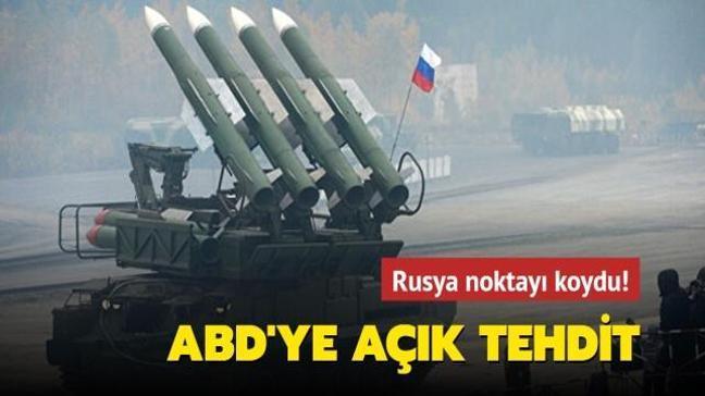 Rusya: ABD Ukrayna'ya asker gönderirse, ekstra adımlar atmak zorunda kalırız