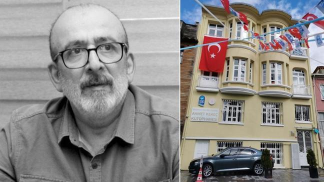 Ahmet Kekeç artık ebedi Eyüpsultanlı