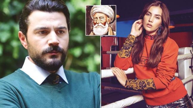 Burak Sevinç ile Almila Ada'nın başrolündeki Hacı Bayram-ı Veli dizisi geliyor