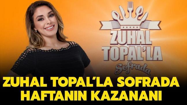 "Zuhal Topal'la Sofrada bu hafta kim kazandı"" Zuhal Topal'la Sofrada 2 Nisan haftanın birincisi kim"" İşte puan durumu!"