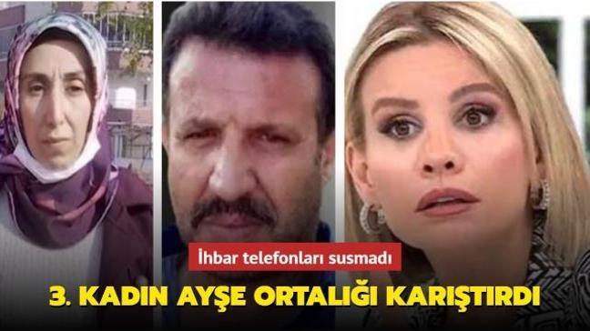 Yufkacıya kaçan iki elti olayında 3. kadın Ayşe Esra Erol'u karıştırdı!