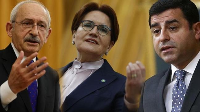 """Hamza Dağ: Demirtaş """"üçüncü ittifak"""" açıklamasıyla CHP ve İYİ Parti'ye ültimatom verdi"""