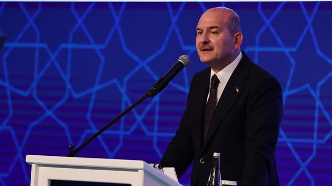 İçişleri Bakanı Soylu, 'Dijital Dönüşüm Projeleri'ni tanıttı